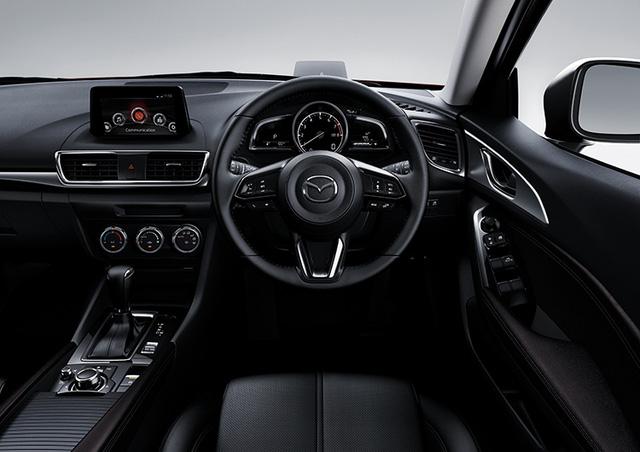 Mazda3 2017 chính thức ra mắt Đông Nam Á với giá 542 triệu Đồng - Ảnh 10.