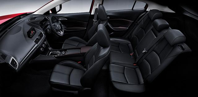 Mazda3 2017 chính thức ra mắt Đông Nam Á với giá 542 triệu Đồng - Ảnh 12.