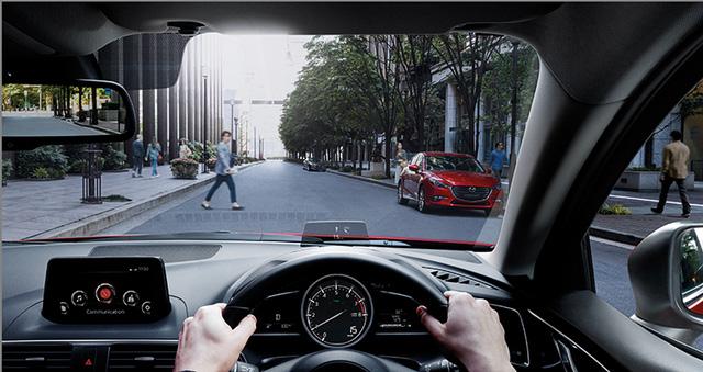 Mazda3 2017 chính thức ra mắt Đông Nam Á với giá 542 triệu Đồng - Ảnh 13.