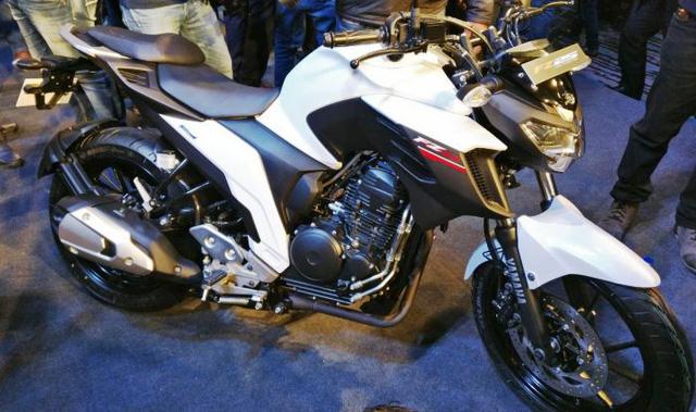 Xe naked bike siêu rẻ Yamaha FZ 25 chính thức trình làng - Ảnh 4.