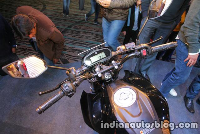 Xe naked bike siêu rẻ Yamaha FZ 25 chính thức trình làng - Ảnh 14.