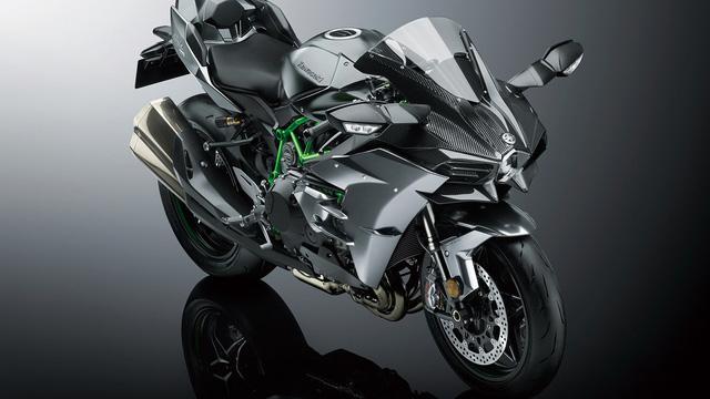 Muốn mua Kawasaki Ninja H2 Carbon, khách hàng phải đặt cọc 10.000 USD - Ảnh 1.