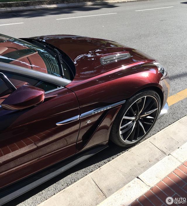 Chạm mặt tuyệt phẩm Aston Martin Vanquish Zagato tại thiên đường siêu xe - Ảnh 10.