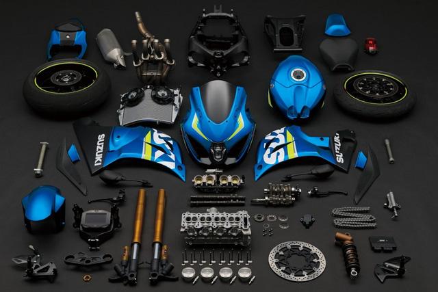 Siêu mô tô Suzuki GSX-R1000 2017 đã có giá bán - Ảnh 2.
