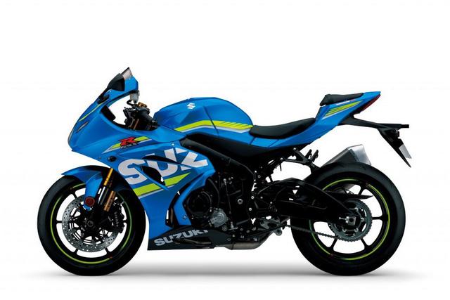 Siêu mô tô Suzuki GSX-R1000 2017 đã có giá bán - Ảnh 3.