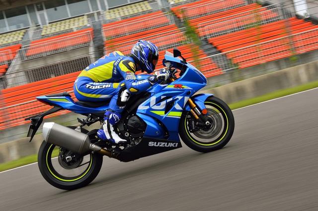 Siêu mô tô Suzuki GSX-R1000 2017 đã có giá bán - Ảnh 4.