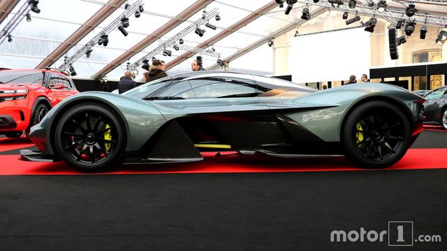 Cận cảnh siêu phẩm triệu đô Aston Martin AM-RB 001 bằng xương, bằng thịt - Ảnh 5.