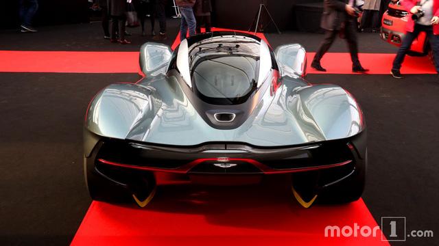 Cận cảnh siêu phẩm triệu đô Aston Martin AM-RB 001 bằng xương, bằng thịt - Ảnh 6.