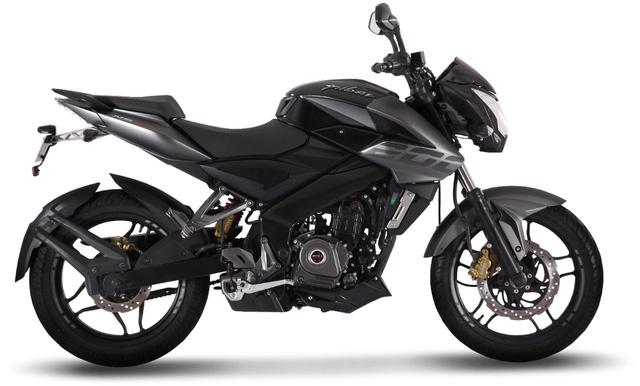 Xe naked bike Bajaj Pulsar 200NS 2017 ra mắt, giá từ 32,4 triệu Đồng - Ảnh 1.