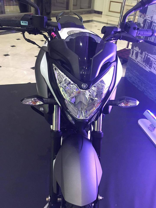 Xe naked bike Bajaj Pulsar 200NS 2017 ra mắt, giá từ 32,4 triệu Đồng - Ảnh 5.