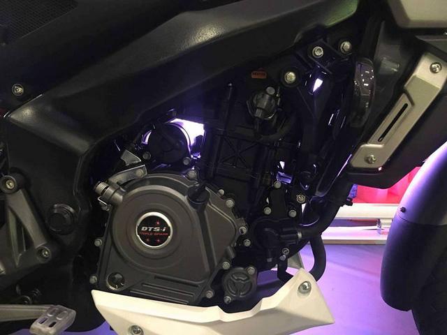 Xe naked bike Bajaj Pulsar 200NS 2017 ra mắt, giá từ 32,4 triệu Đồng - Ảnh 6.