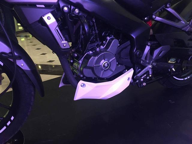 Xe naked bike Bajaj Pulsar 200NS 2017 ra mắt, giá từ 32,4 triệu Đồng - Ảnh 3.