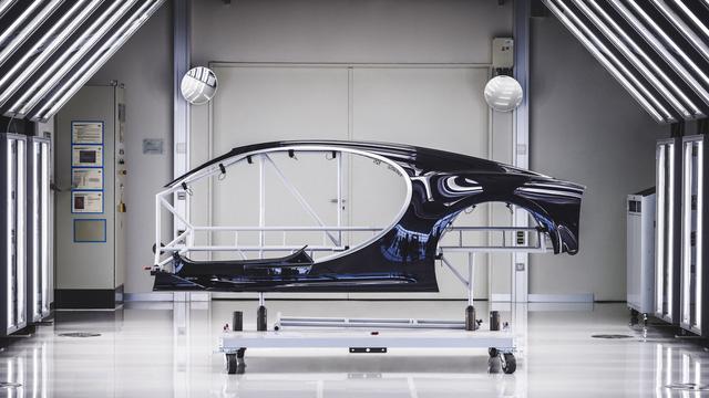 Khám phá nơi những chiếc siêu xe triệu đô Bugatti Chiron ra lò - Ảnh 8.