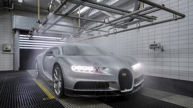 Khám phá nơi những chiếc siêu xe triệu đô Bugatti Chiron ra lò - Ảnh 12.