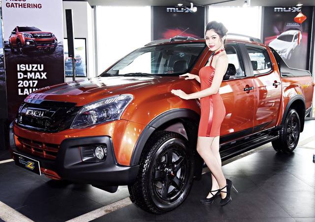 Isuzu MU-X & D-MAX: Cặp bài trùng mới của làng ô tô Việt - Ảnh 1.