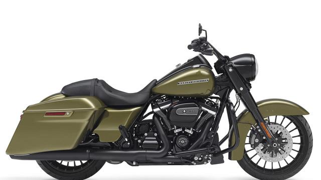 Harley-Davidson Road King Special trình làng với giá ngang ngửa Honda Civic - Ảnh 2.