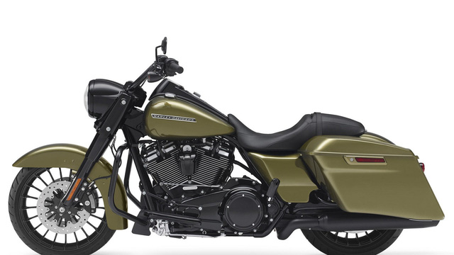 Harley-Davidson Road King Special trình làng với giá ngang ngửa Honda Civic - Ảnh 4.
