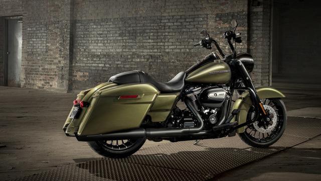 Harley-Davidson Road King Special trình làng với giá ngang ngửa Honda Civic - Ảnh 7.