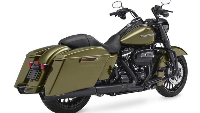 Harley-Davidson Road King Special trình làng với giá ngang ngửa Honda Civic - Ảnh 10.