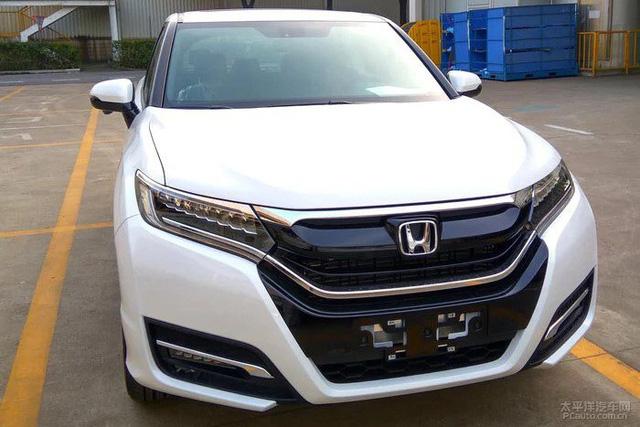 Bắt gặp crossover 5 chỗ Honda UR-V với kích thước lớn hơn CR-V ngoài đời thực - Ảnh 3.