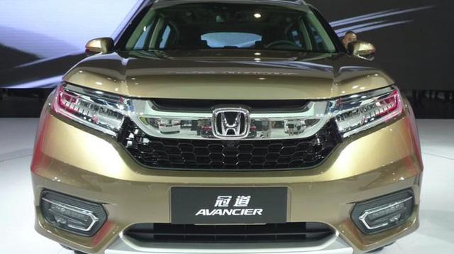 Bắt gặp crossover 5 chỗ Honda UR-V với kích thước lớn hơn CR-V ngoài đời thực - Ảnh 4.
