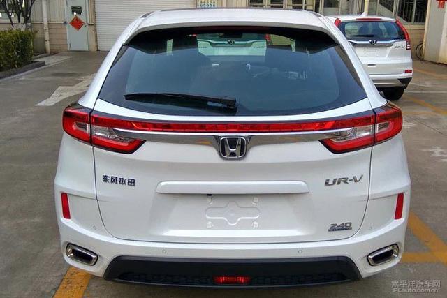 Bắt gặp crossover 5 chỗ Honda UR-V với kích thước lớn hơn CR-V ngoài đời thực - Ảnh 5.