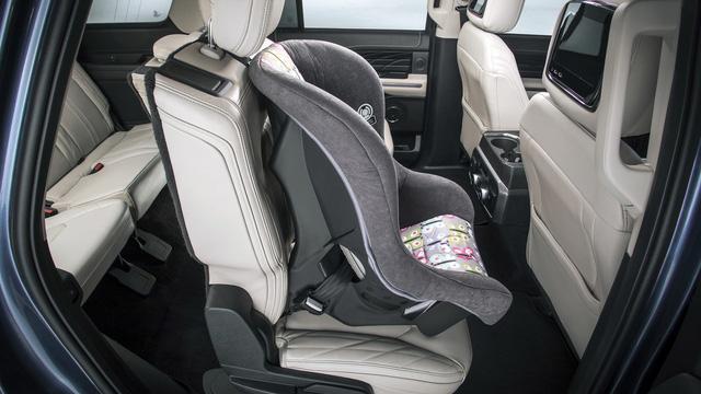 Hé lộ thông số động cơ của SUV 8 chỗ Ford Expedition 2018 - Ảnh 3.