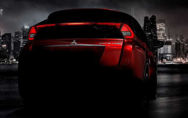 Mitsubishi Eclipse Cross chính là đối thủ hoàn toàn mới của Honda CR-V - Ảnh 1.