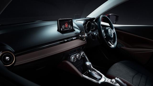 Mazda2 2017 ra mắt Đông Nam Á, giá từ 345 triệu Đồng - Ảnh 4.