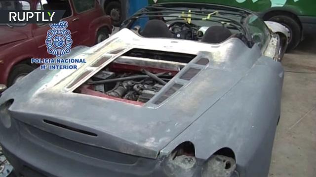 3 người bị bắt giữ vì sản xuất siêu xe Ferrari và Lamborghini nhái để bán - Ảnh 3.