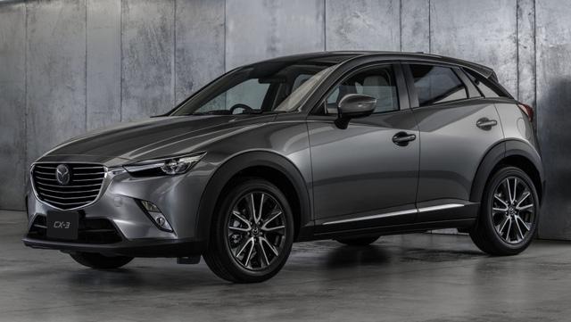 Crossover khiến người Việt phát thèm Mazda CX-3 2017 trình làng tại Đông Nam Á - Ảnh 1.