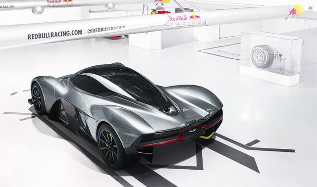 Aston Martin AM-RB 001 là con chung của hàng loạt nhãn hiệu tên tuổi - Ảnh 1.