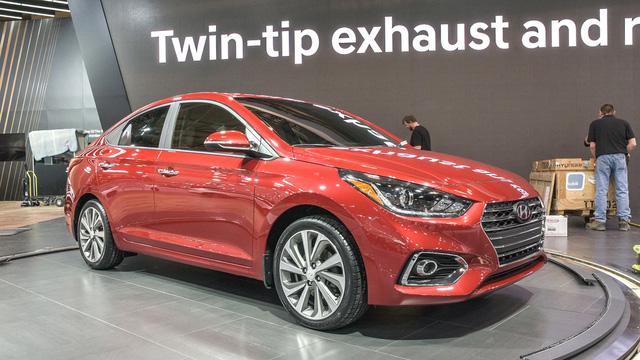 Hyundai Accent thế hệ mới trình làng, Toyota Vios hãy dè chừng! - Ảnh 1.