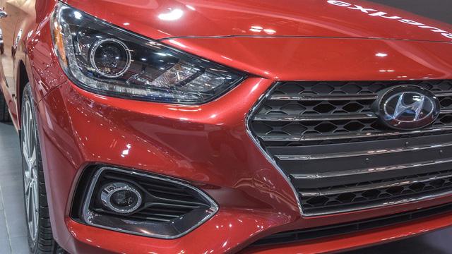 Hyundai Accent thế hệ mới trình làng, Toyota Vios hãy dè chừng! - Ảnh 8.