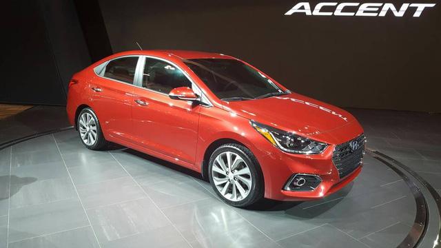 Hyundai Accent thế hệ mới trình làng, Toyota Vios hãy dè chừng! - Ảnh 14.