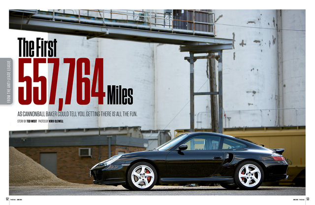 Làm quen với Porsche 911 Turbo chạy nhiều như xe cỏ và đã thay 124 chiếc lốp - Ảnh 3.