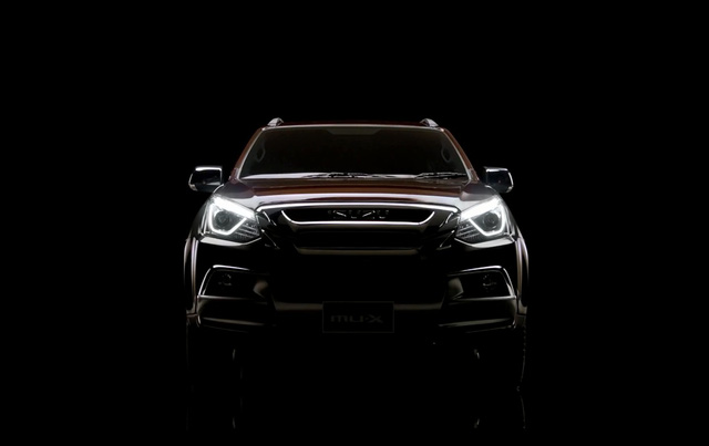 Isuzu MU-X 2017 sắp ra mắt được hé lộ, sẵn sàng cạnh tranh Toyota Fortuner - Ảnh 2.
