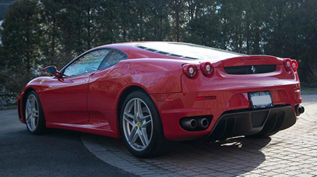 Hết Lamborghini Diablo đến Ferrari F430 của Tổng thống Mỹ Donald Trump được rao bán - Ảnh 3.