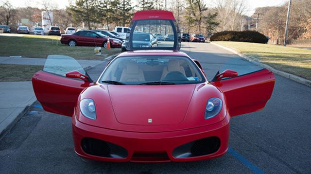Hết Lamborghini Diablo đến Ferrari F430 của Tổng thống Mỹ Donald Trump được rao bán - Ảnh 5.