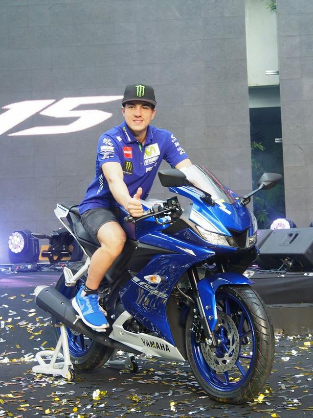 Mô tô thể thao Yamaha R15 3.0 mới liên tục ra mắt Đông Nam Á - Ảnh 1.