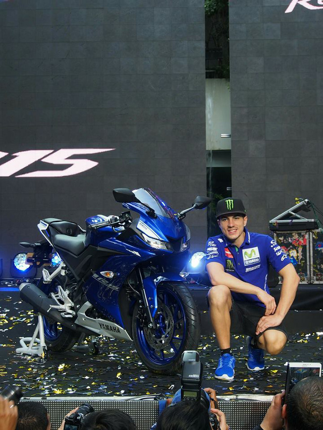 Mô tô thể thao Yamaha R15 3.0 mới liên tục ra mắt Đông Nam Á - Ảnh 2.