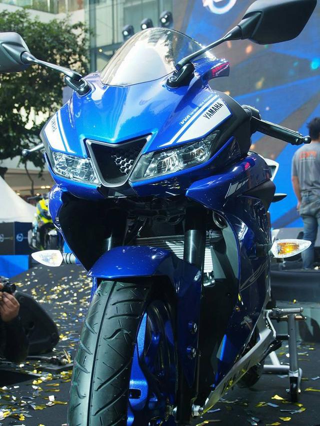 Mô tô thể thao Yamaha R15 3.0 mới liên tục ra mắt Đông Nam Á - Ảnh 3.
