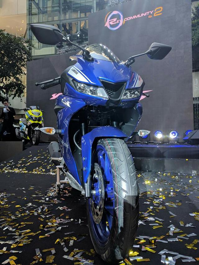 Mô tô thể thao Yamaha R15 3.0 mới liên tục ra mắt Đông Nam Á - Ảnh 4.