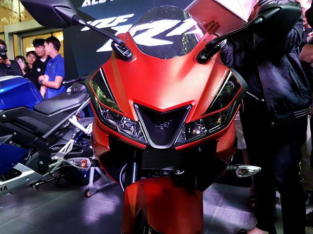 Mô tô thể thao Yamaha R15 3.0 mới liên tục ra mắt Đông Nam Á - Ảnh 5.