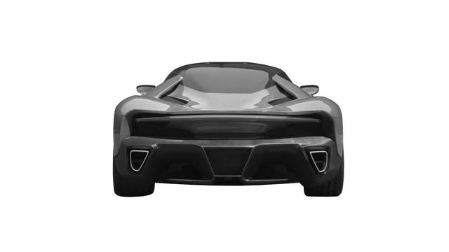 Chiếc siêu xe Ferrari bí ẩn khiến cả thế giới phải tò mò - Ảnh 3.