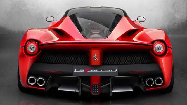 Chiếc siêu xe Ferrari bí ẩn khiến cả thế giới phải tò mò - Ảnh 4.