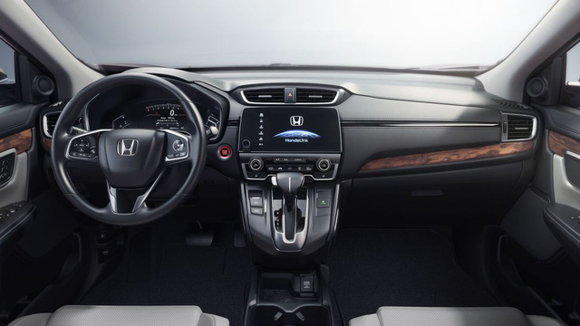 Honda CR-V 2017 dành cho Đông Nam Á xuất hiện trên đường phố - Ảnh 3.