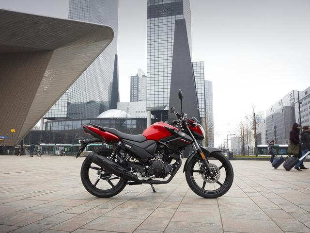 Yamaha YS125 - Xe naked bike cho người mới chơi mô tô - Ảnh 1.