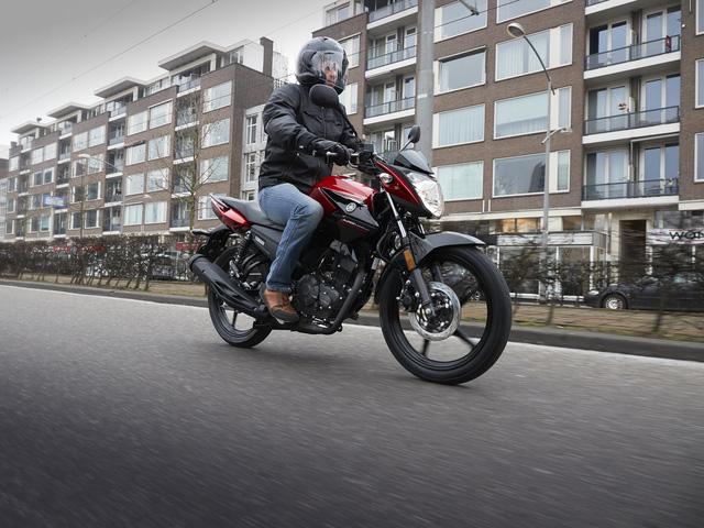 Yamaha YS125 - Xe naked bike cho người mới chơi mô tô - Ảnh 3.
