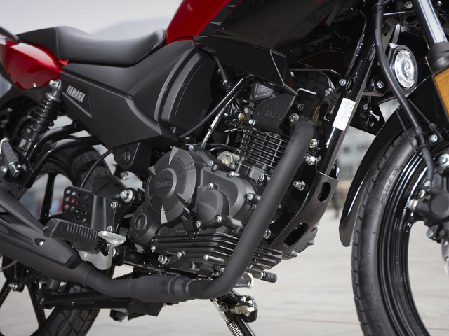 Yamaha YS125 - Xe naked bike cho người mới chơi mô tô - Ảnh 7.